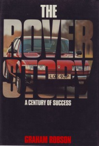 The Rover Story - Graham Robson