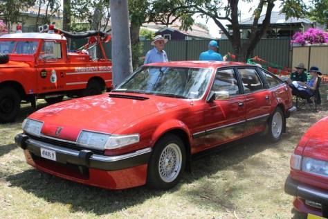 IMG_2530 1984 Rover 3500SE Vitesse Replica Guildford 9-11-2014