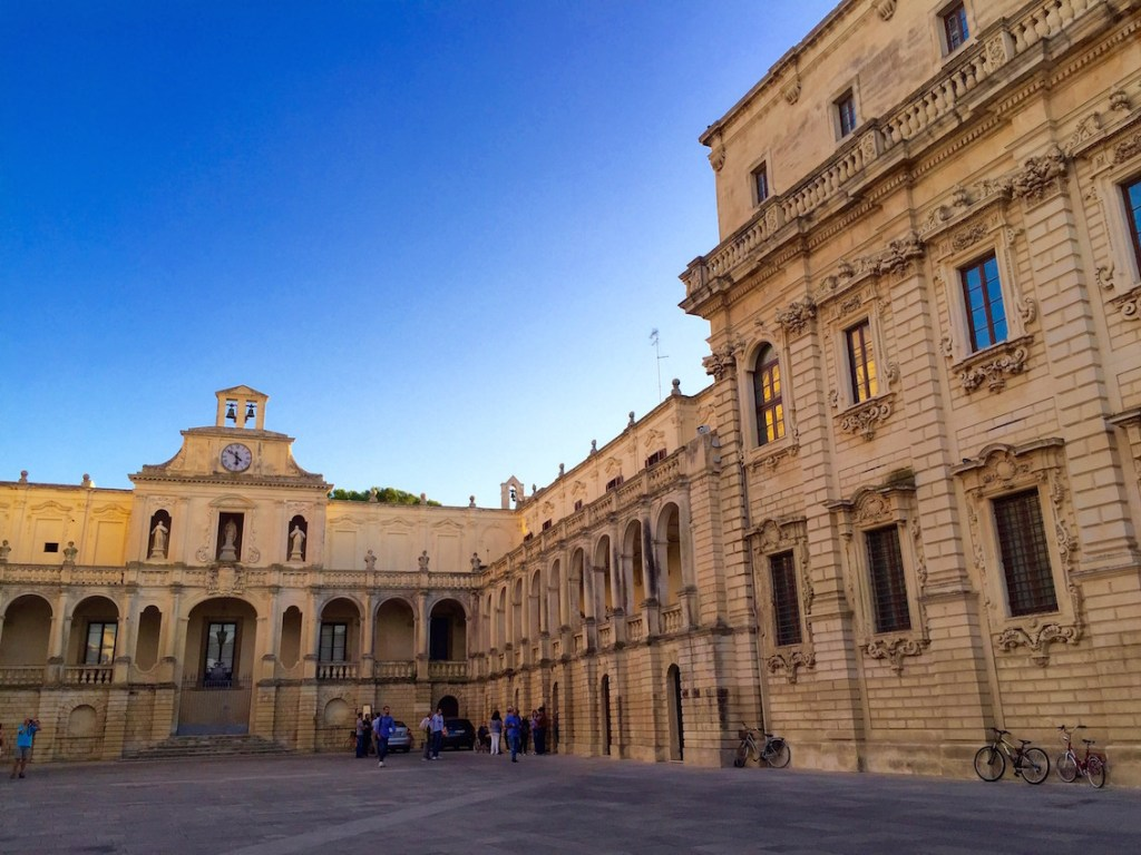 when trying to pick an Italian language school in Italy, why not consider Lecce in Puglia
