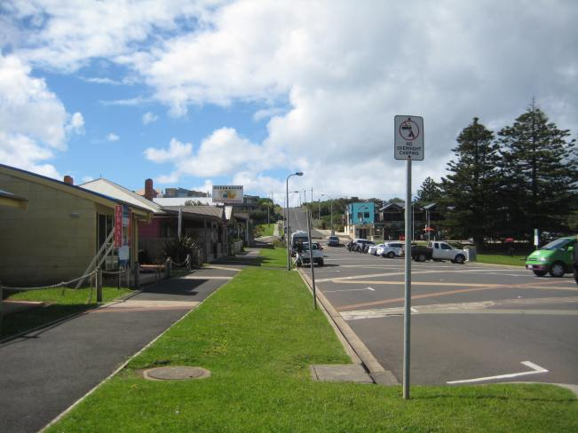 Port Campbell street