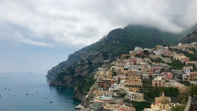 Positano on the Amalfi Coast