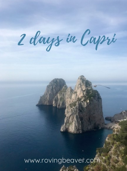 2 days in Capri