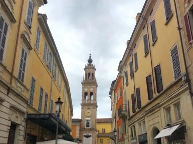 Parma side street
