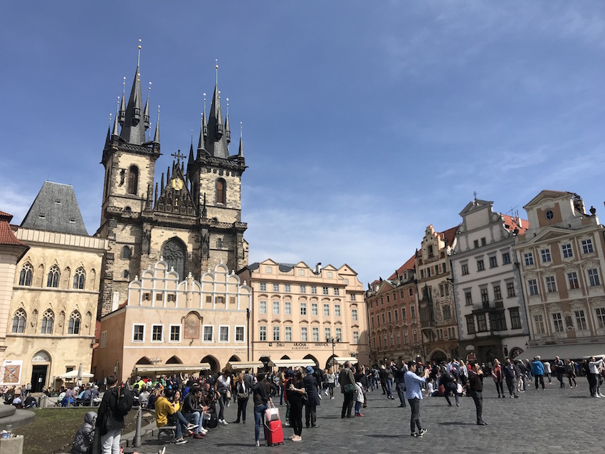 The Týn Cathedral