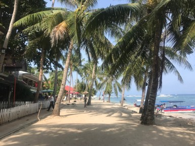 Alona Beach is a must see with three days in Panglao