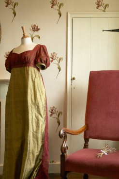 Jane Austen's House Museum, Chawton, Hampshire, England, UK. Additional Credit: Hampshire County Council