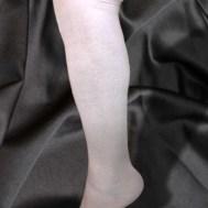 Ciorapi compresivi fara varf clasici din bumbac gros, unisex