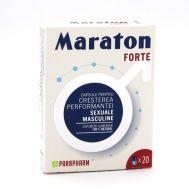 Maraton forte, Parapharm, 20 capsule gelatinoase tari