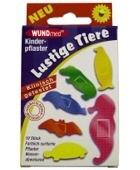 Plasturi pentru copii –formă animale *10 buc