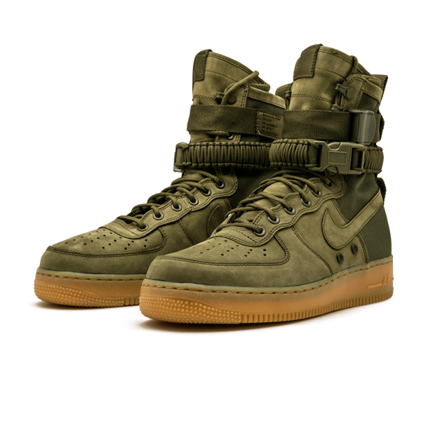Мужские кроссовки Nike SF Air Force 1 (Rovno-Store.com)