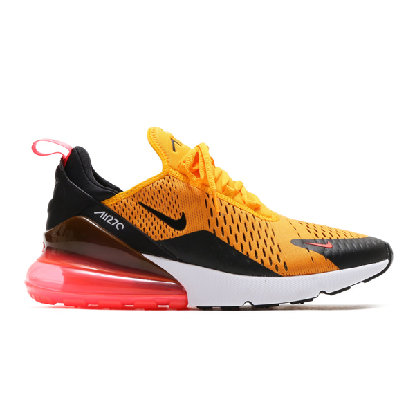 Nike Air Max 270 University «Gold Hot Punch Black» купить Украина ... 2e724191c0e72
