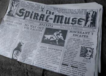 Spiral Muse Image