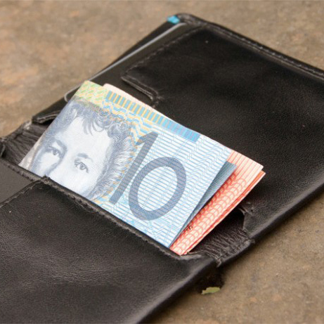 Bellroy Slim Sleeve Wallet Black