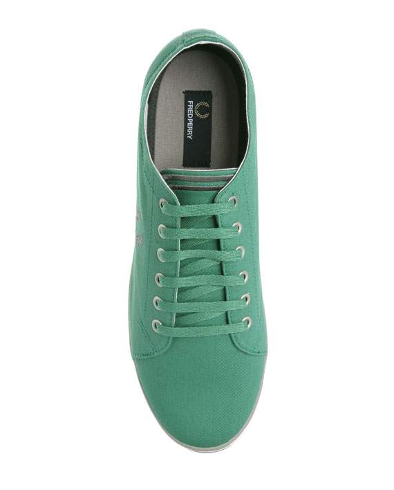 _Fred-Perry-Kingston-Twill-Pine-Green-3