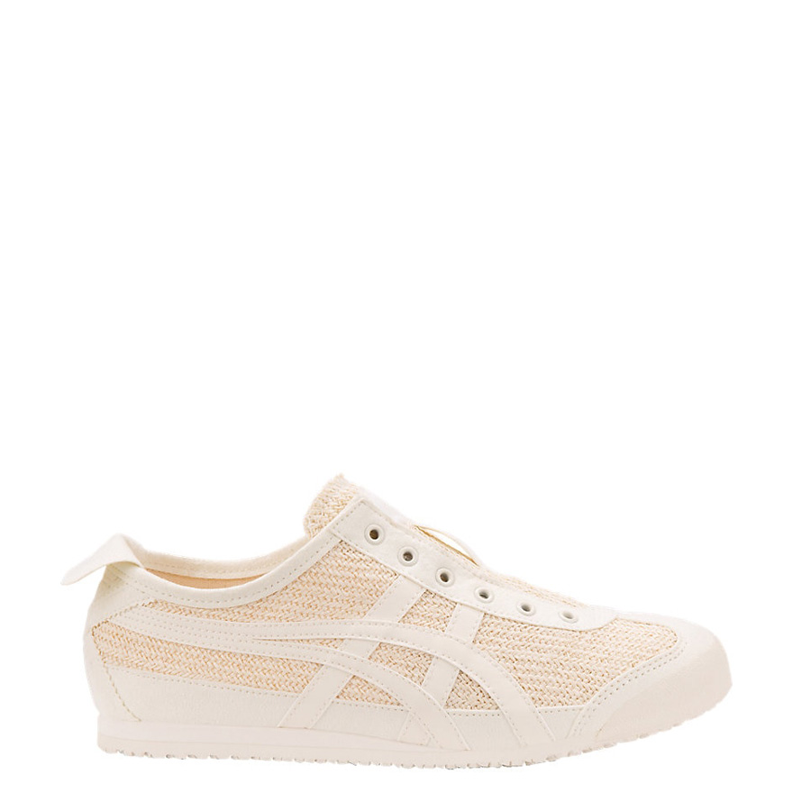 new product d4d4d 2975d Home   Products   Footwear Women s   Onitsuka Tiger Women s   Onitsuka Tiger  Mexico 66 Slip-On Cream Cream Women s