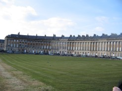"""Royal Crescent """"The Grandest street in Britain"""""""