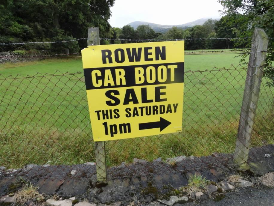 rowen car boot sales 3