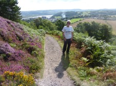 Good paths on Conwy Mountain