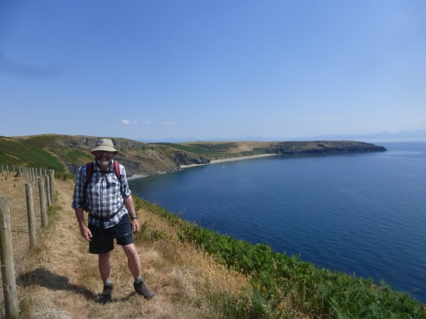 Along the Coast Path