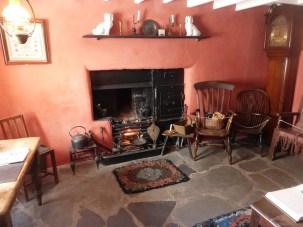 Sitting room at Highgrove
