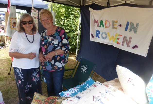 Made in Rowen stall at Rowen Carnival