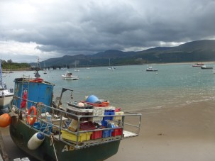 Day 3, Barmouth