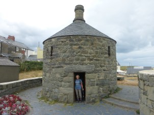 Ty Crwm, Barmouth, 19th century lockup for drunks