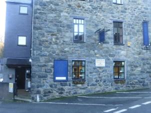 Cafe at Abergwyngregyn