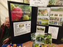 Incredible Edible stall