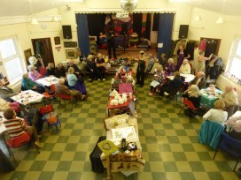 Auction Sale for Ty'n y Groes Chapel Vestry