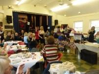 Auction in aid of Ty'n y Groes Chapel Vestry