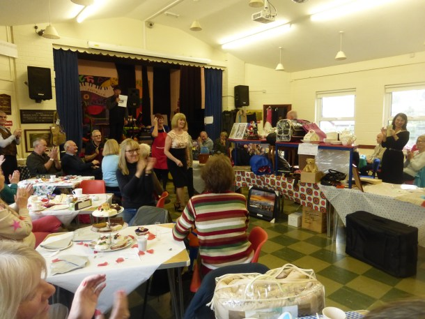 Auction in aid of Ty'n y Groes Chapel Vestry