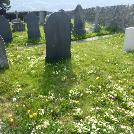 Caerhun Churchyard
