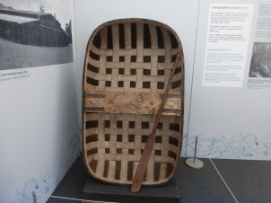 Coracle from the Afon Conwy