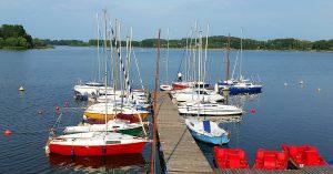 trasy rowerowe Zabrze - Jezioro Przeczyckie