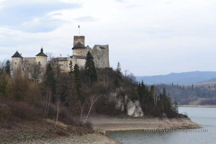 Zamek Niedzica nad Jeziorem Czorsztyńskim