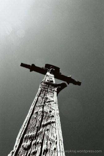 Ponad stuletni krzyż