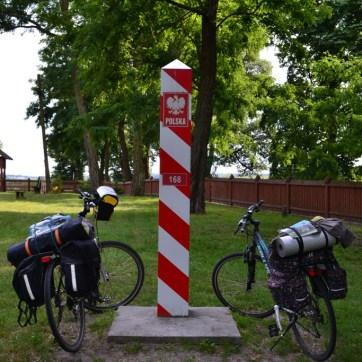 Punkt graniczny z Białorusią