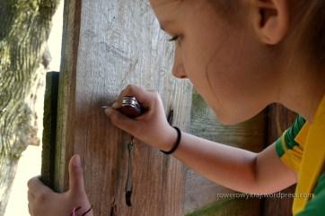 Nigdy nie wiadomo, kiedy scyzoryk macgyvera zostanie użyty. Tym razem zostawimy swój ślad dla potomnych