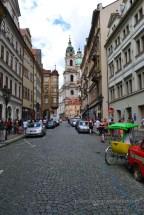ulica Mostecka
