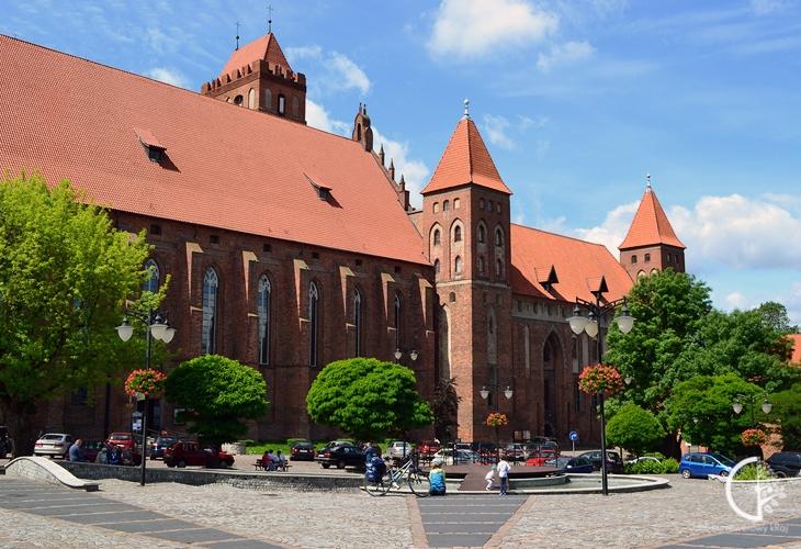 Katedra i zamek w Kwidzynie