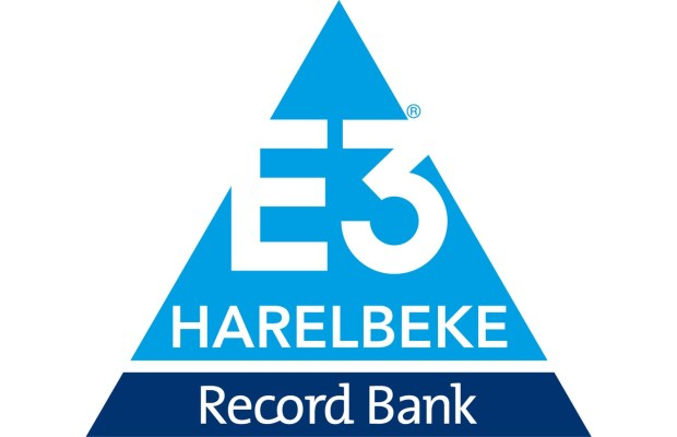 E3 Harelbeke nowe logo