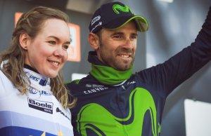 Alejandro Valverde i Anna van der Breggen