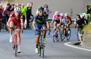 Zakarin i Quintana uciekają Dumoulinowi