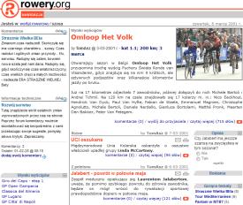 Rowery.org w 2001 roku