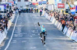 Michael Valgren finiszuje po zwycięstwo