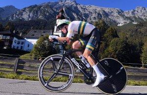 Rohan Dennis w drodze po tytuł mistrza świata w jęździe na czas