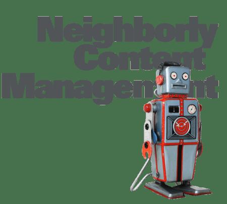 neighborly cotent management by Rowhouse Media