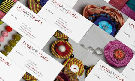 Linda May Business Card