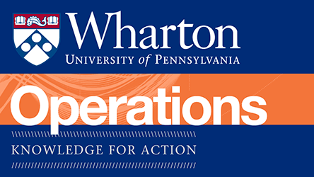Wharton Operations